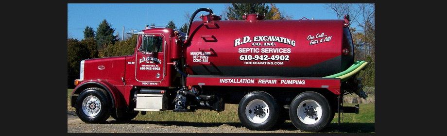 Pottstown PA Septic | Pottstown Septic Repair | Septic System